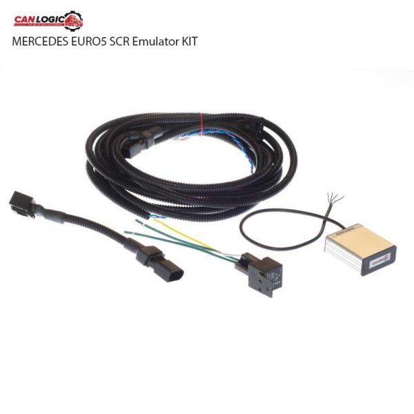 SCR Adblue Emulator Mercedes EURO5