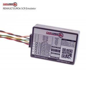 Adblue emulator Renault EURO6