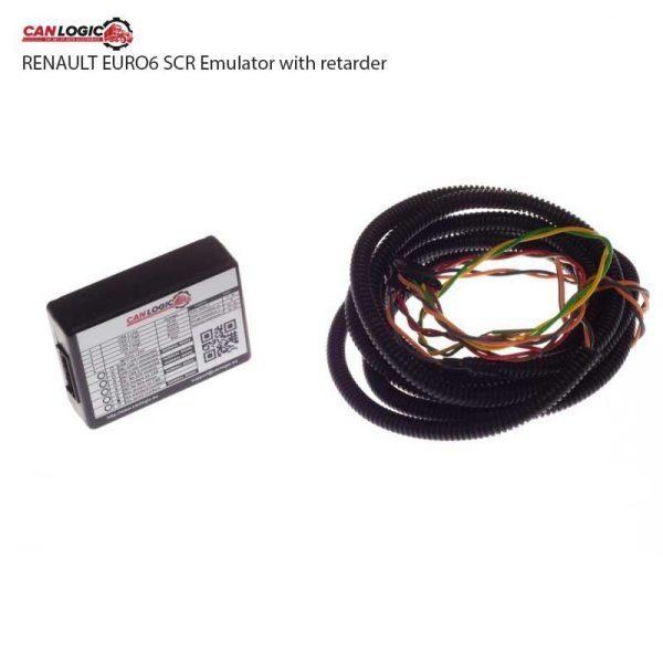 Adblue emulator Renault EURO6 Retarder